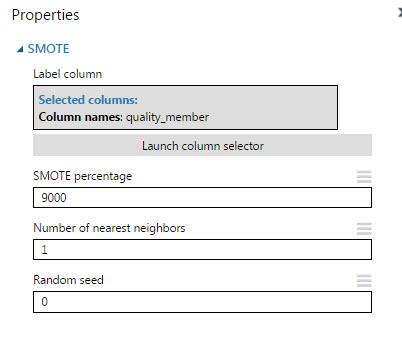 SMOTE_Properties